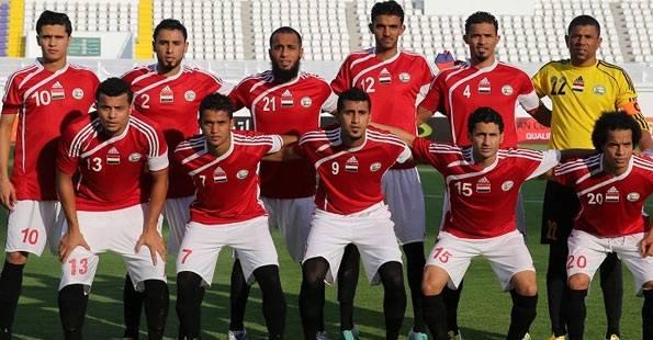 المنتخب اليمني الأول لكرة القدم يتعادل مع فنلندا