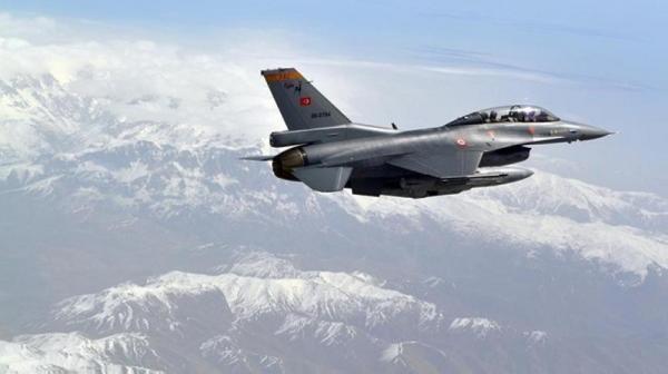 غارات تركية تقتل 36 من قوات موالية للحكومة السورية في عفرين