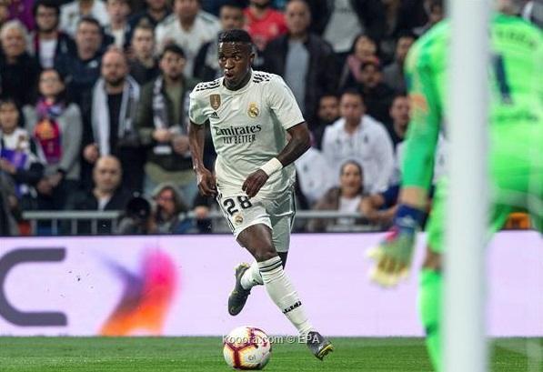 فينيسيوس.. ضحية زيدان ورونالدو في ريال مدريد