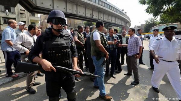مصر: مقتل طالبين بالكلية الحربية في انفجار قنبلة