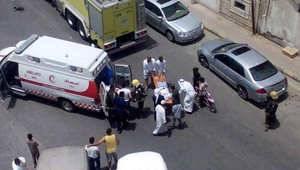 119 قتيل وجريح في تفجير انتحاري استهدف المصلين في احد المساجد شرق السعودية