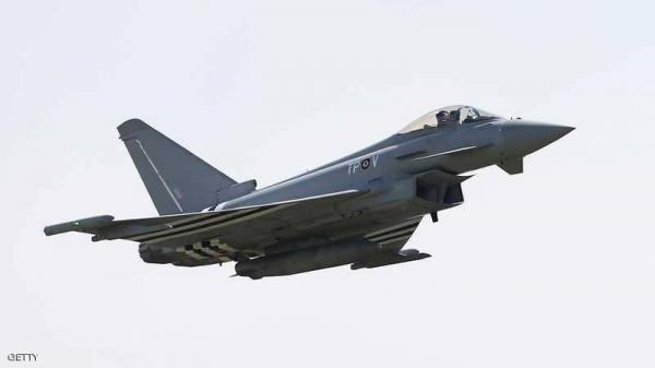 """ضربة بريطانية """"مباشرة"""" لقوات النظام السوري"""