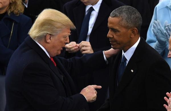 ترامب يتهم أوباما بمنح مسؤولين إيرانيين الجنسية الأمريكية