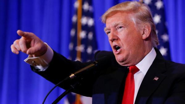 ترامب: سنوقف التعامل التجاري مع أي جهة تتعامل مع إيران