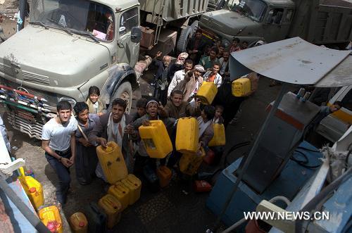 مليشيا الحوثي تفرض جرعة جديدة في أسعار المشتقات النفطية