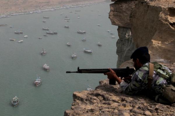إهانات السفينة الإيرانية
