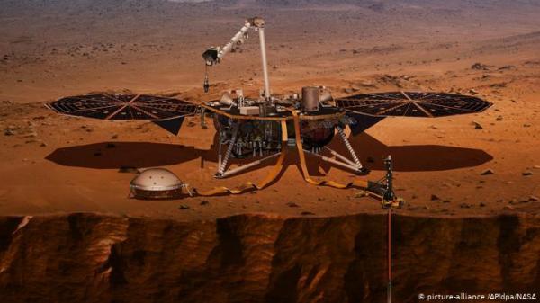 """علماء ناسا يحاولون حل لغز """"نبضات المريخ"""" الغامضة"""