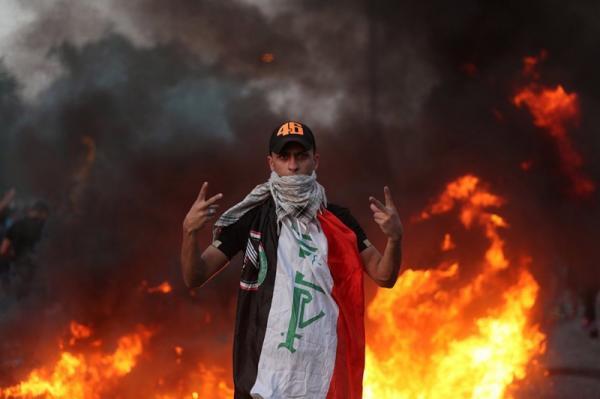 إيران تدفع العراق إلى الفوضى الشاملة