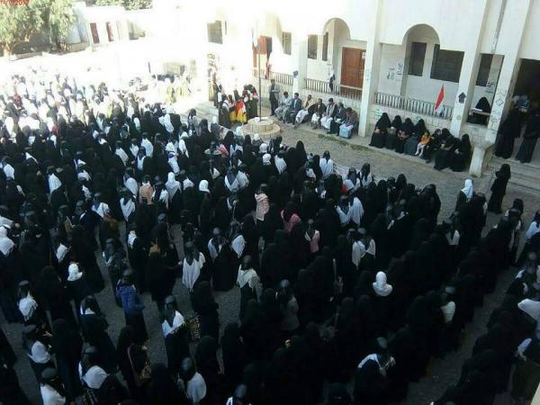 مليشيا الحوثي تمنع مدارس ذمار من الاحتفاء بالذكرى الـ56 لثورة الـ 14 من أكتوبر