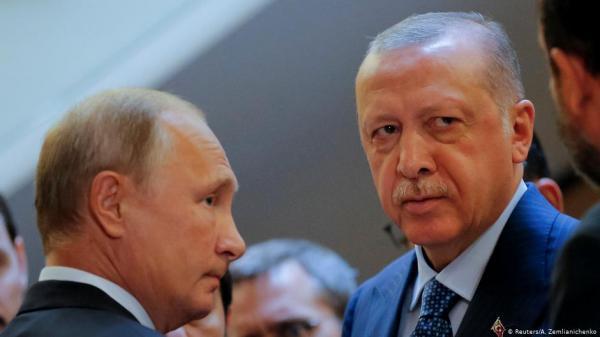 روسيا ومأزق التوازن في مصالحها بين دمشق وأنقرة