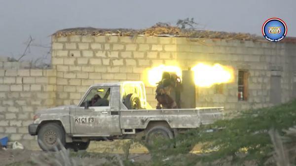 مصرع واصابة العشرات من عناصر الحوثي في هجوم فاشل في الدريهمي