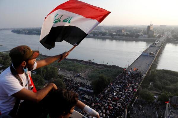 انتفاضة العراق: ضد الفساد الداخلي والنفوذ الإيراني