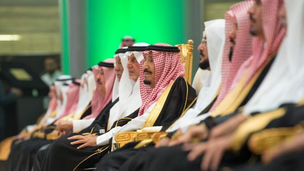 الملك سلمان: نأمل أن تدرك إيران ضرورة ترك الفكر التخريبي