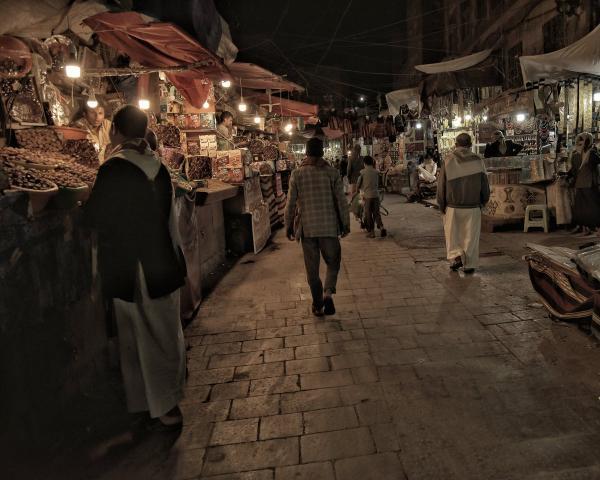 تصاعد شكاوى تجار العاصمة صنعاء من ابتزاز المليشيات الحوثية