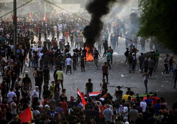 انتفاضة في كربلاء.. وقلق في طهران
