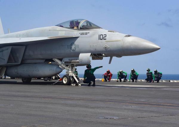 واشنطن تحذر من هجوم إيراني جديد في الخليج