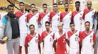 هزيمة ثالثة لمنتخبنا الوطني للطائرة في الكويت