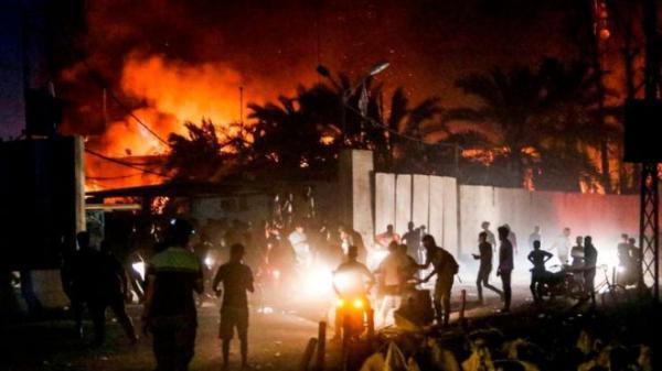"""انتفاضة العراق: هل سقط """"جدار طهران"""" في بلاد الرافدين؟"""