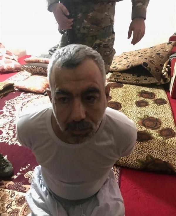 الشرطة العراقية تلقي القبض على نائب البغدادي في كركوك
