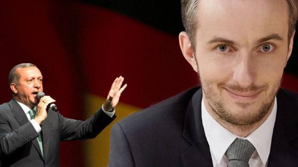 الإعلامي الألماني الساخر بومرمان: ميركل قدمتني كالسمك لمستبد مريض!