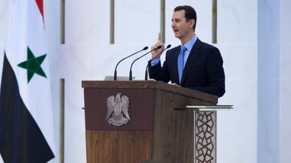 الرئيس السوري ينفي وجود دستور روسي