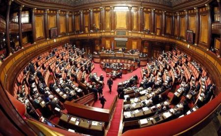 البرلمان الإيطالي يقر بوقف تزويد مصر بقطع غيار حربية