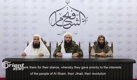 انفصال جبهة النصرة عن القاعدة مجرد &#34علاقات عامة&#34 بحسب رئيس الاستخبارات الأمريكية