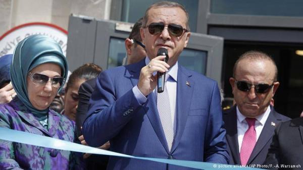 أردوغان ينتقد الغرب بقسوة وصحفي تركي دعا لحماية تركيا من دولة البوليس