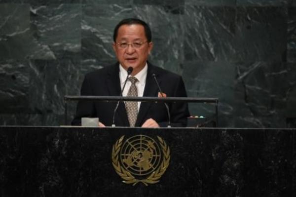 كوريا الشمالية تؤكد امام الامم المتحدة ان تطوير برنامجها النووي هو خيارها الوحيد