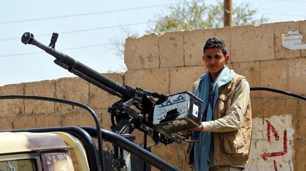 مقتل مالك ورشة و3 عمال وإصابة آخرين برصاص مسلح حوثي بالعاصمة صنعاء
