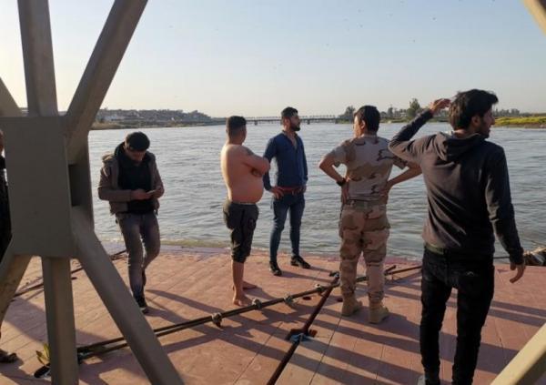 مقتل 72 على الأقل بعد غرق عبارة في نهر دجلة بالعراق