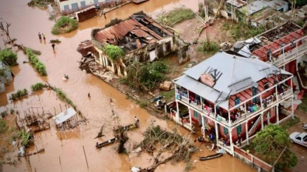 الأمم المتحدة تقدر بمئتي الف عدد المنكوبين جراء الإعصار والسيول في زيمبابوي