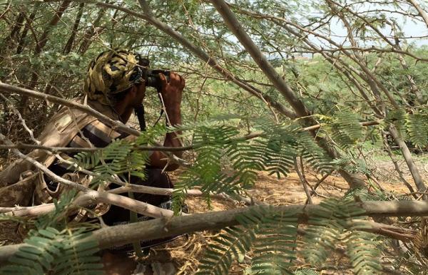 خروقات مليشيا الحوثي لوقف إطلاق النار في مدينة الحديدة ومنطقة الجاح ليوم الخميس