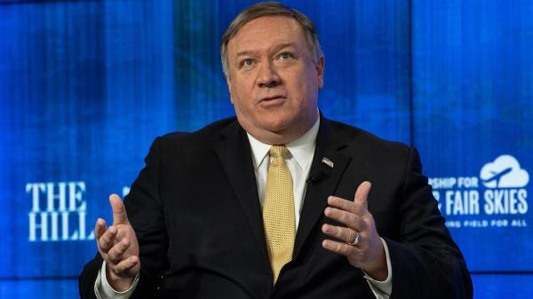 وزير الخارجية الأمريكي: إيران وجهت الحوثيين بعدم الانسحاب من الحديدة والتمرد على اتفاق استوكهولم