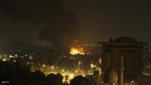 مسؤول أمريكي يتوعد بالرد على &#34هجوم المنطقة الخضراء&#34 في بغداد