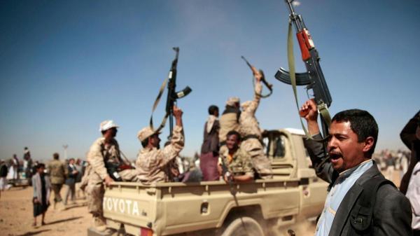 بريطانيا تنتقد دعم إيران للحوثي وتدعوها إلى دعم حل سياسي للصراع في اليمن ووقف الأنشطة التي تهدد بتصعيد النزاع