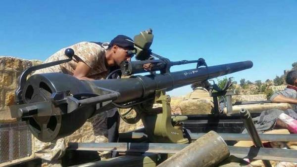 استشهاد وإصابة 4 من القوات الحكومية بالبيضاء