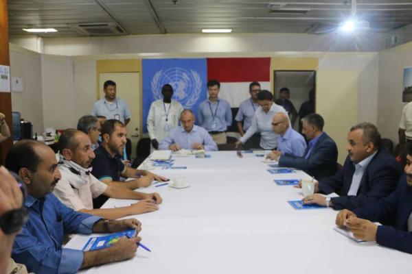 محاولات تسلل وتعزيزات جديدة للمليشيا الحوثية في الحديدة تزامناً مع اجتماع لجنة الرقابة الأممية
