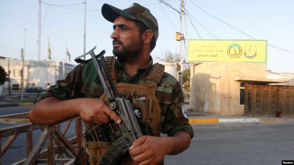 """""""الحرس الثوري العراقي"""""""