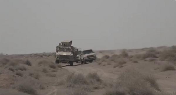 الحوثيون يستهدفون مواقع المشتركة جنوب الحديدة