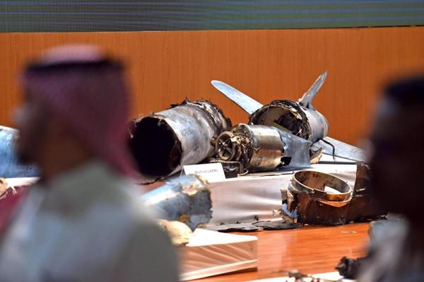 """""""دلتا وينغ"""" و""""يا علي"""".. حقائق عن الأسلحة الإيرانية المستخدمة ضد أرامكو السعودية"""