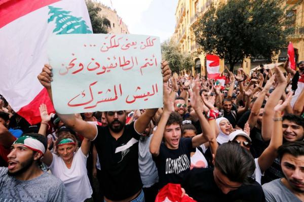 """ثورة في لبنان في عهد """"حزب الله"""""""
