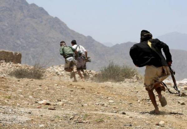 كسر هجوم عنيف لمليشيا الحوثي في جبهة الأقروض بتعز