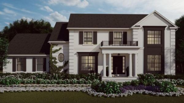 البيت الذي شارك في تصميمه أكثر من مليوني شخص حول العالم