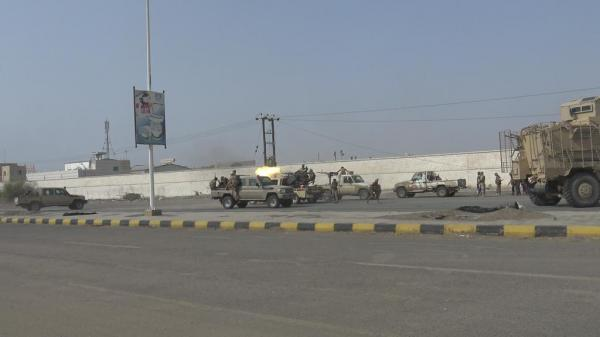 """""""المشتركة"""" تكبد الحوثيين خسائر فادحة في الأرواح والعتاد جنوب التحيتا بالحديدة"""