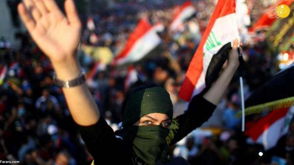 كيف علق الإيرانيون على انتفاضة العراق؟