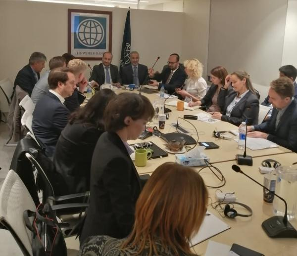 الأردن يحتضن اجتماع المانحين الدوليين وشركاء التنمية في اليمن