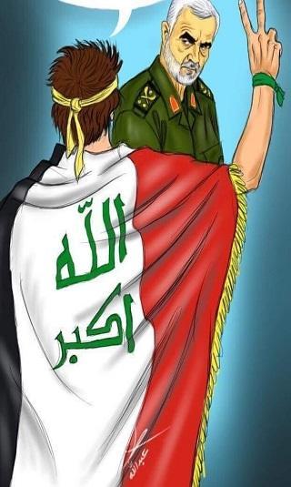 قاسم سليماني في بغداد لتعيين رئيس وزراء عراقي