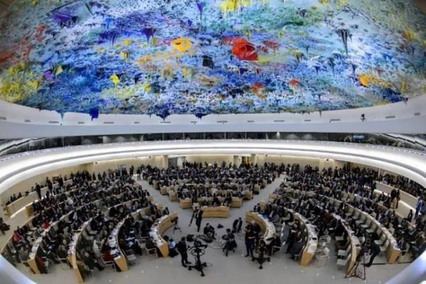 جنيف: اعتماد قرار سعودي لليمن.. العفو الدولية: &#34يوم مظلم للإنسانية&#34