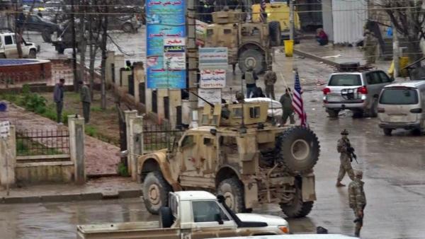 أمريكا تعلن هوية ثلاثة من قتلى انفجار بسوريا تبناه داعش